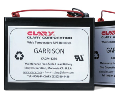 Garrison Batteries